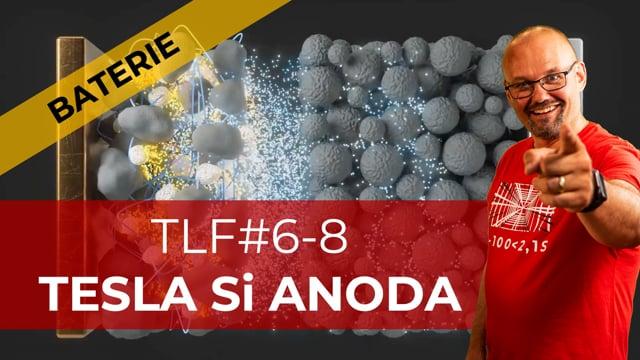 TLF #6-8 TESLA Si ANODA