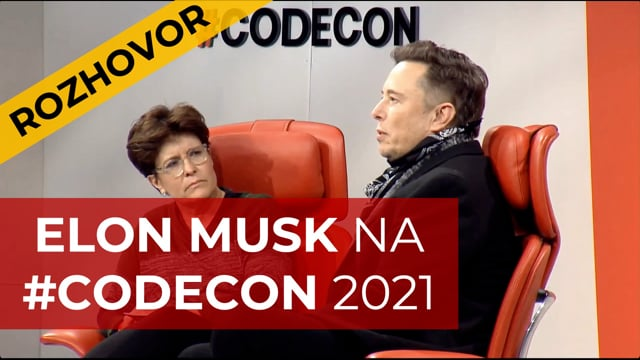 ELON MUSK NA #CODECON 2021